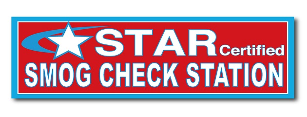 Here ta North Highlands Tire Pros, we're a STAR Certified Smog Check Station